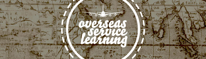 Overseas Service Learning